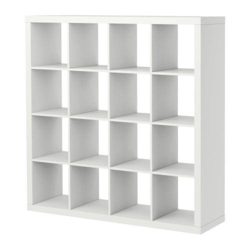 White-Ikea-Bookcase
