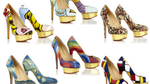 Designer Spotlight: The Whimsy of Charlotte Olympia