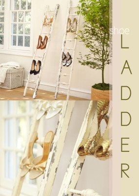 shoe-ladder