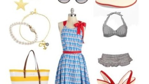 4 Hot Looks You'll Love for The 4th of July