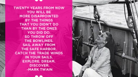 Quote of the Day: Mark Twain on Living to the Fullest