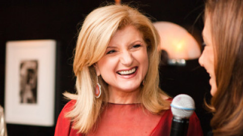 Quote of the Day: Arianna Huffington on the Parallel of Mistakes & Success