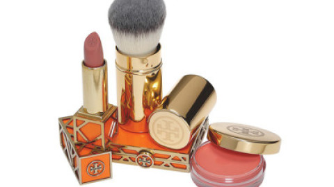 Sneak Peek: Tory Burch's New Cosmetics Line Revealed