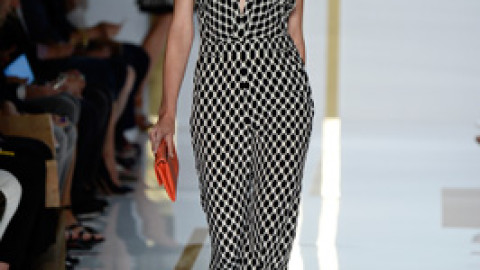 [VIDEO] DVF Spring 2014: Feminine, Fun, Fantastic!