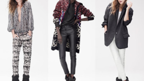 First Look: The Entire Collection of Isabel Marant for H&M