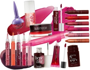 lip stains set