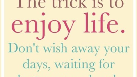 Quote of the Day: Marjorie Pay Hinckley on Living For Today