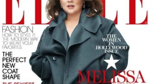 Melissa McCarthy Covers ELLE, Looks Amazing, Period