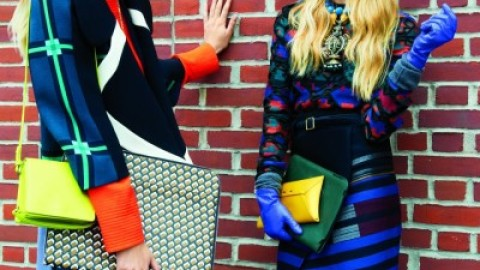 Break Out of Your Winter Blackhole with These Colorful Inspiring Looks