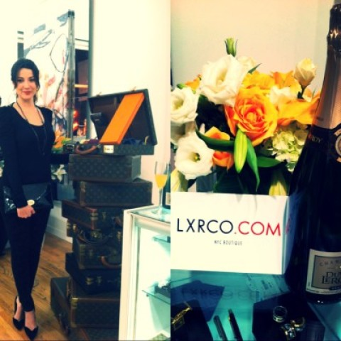 Inside the Party: LXR & Co Debuts Soho Pop-Up Shop with a Bang