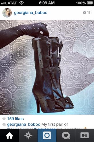 Photo courtesy of @Georgiana_Boboc via Instagram