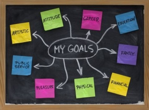 The Savvy Gal's Guide to Organizing, Setting, and Achieving Goals