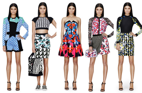 The Entire Peter Pilotto for Target Lookbook is Out and It's Amazing