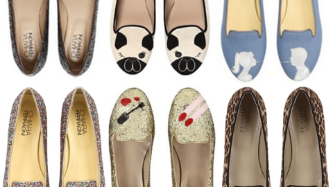 Our Latest Shoe Crush: Chiara Ferragni's Whimsical Loafers