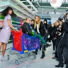 Chanel Put on a 'Supermarket' Themed Runway Show and It Was Amazing