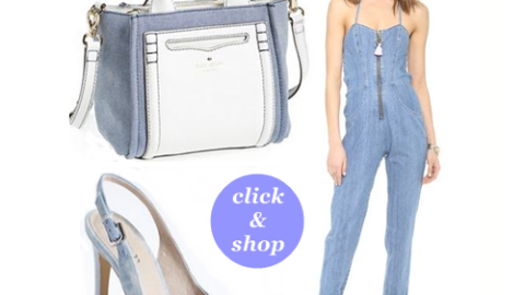 Denim Domination: 10 Unique Pieces to Shop this Spring