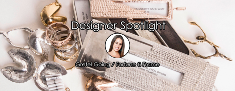 Inspirational Designer Spotlight: Q & A with Gretel Going of Fortune & Frame