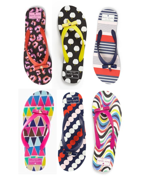 The Chic Girl's Guide to Fashionable Flip Flops