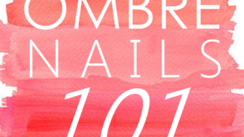 How-To: Easy, DIY Ombre Nails