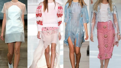 Runway to Real Way: How To Realistically Wear Sheer Spring Styles