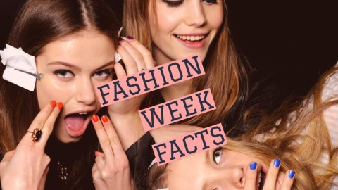10 Cool Facts About Fashion Week