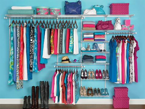 6 Quick, Easy Ways To Maximize Your Closet Space