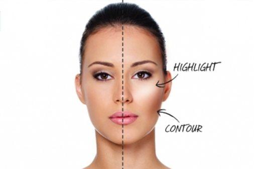 Makeup 101: How To Contour & Highlight Your Face  