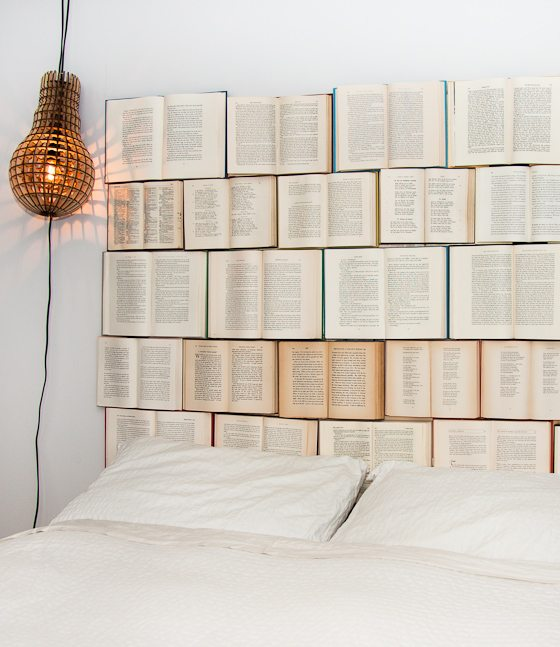 Home Design Ideas Book: 8 Unique DIY Home Decor Ideas For Book Lovers