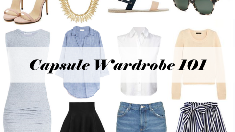 How To Create A Versatile Capsule Wardrobe