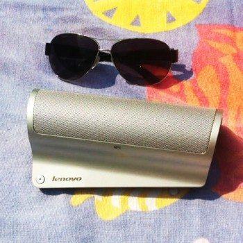 with my Lenovo™ 500 Bluetooth® Speaker!