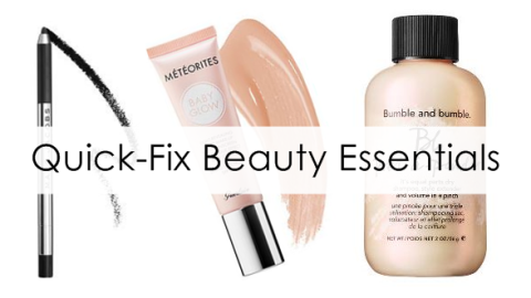 Quick-Fix Beauty Essentials Every Woman Should Have