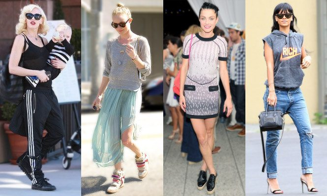 Athleisure is all over the runways, red carpets, and streets.