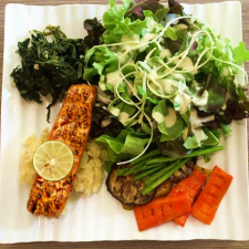 Delicious, Healthy Post-Workout Meals in Less Than 25 Minutes