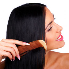 This REALLY Works: How To Straighten Your Hair Without Heat