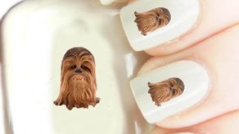25 Adorkable Nail Designs You Probably Need in Your Life