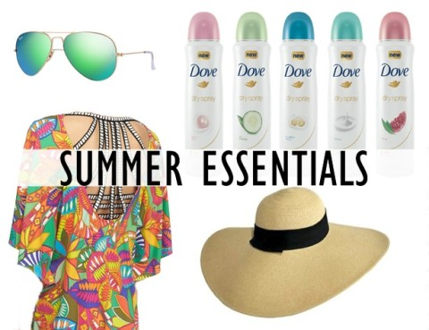 Inside Our Beach Bag: Summer Essentials We Can't Do Without
