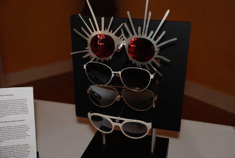 ic! Berlin 3D Printed Sunglasses