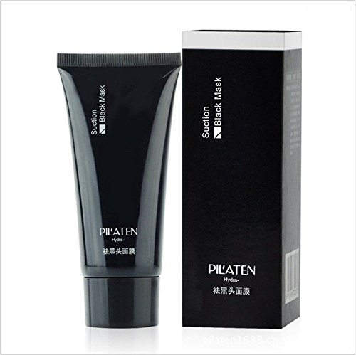 Pilaten Suction Black Mask, $8