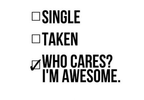 15 Awesome Reasons To Embrace Being Single