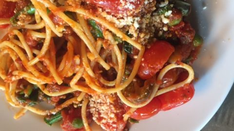 Foodie Finds: The Delicious, New Pasta Sauce You Need To Try