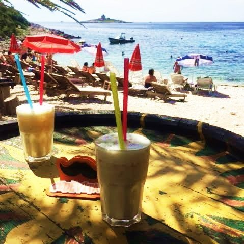 If you like pina coladas, drink one when you're hot.