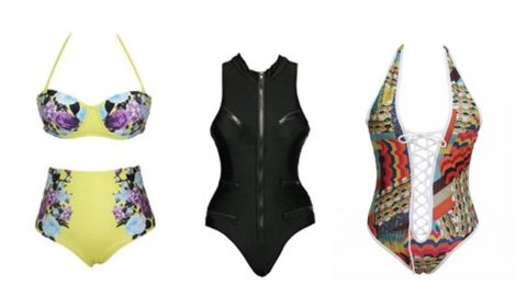 Your Summer 2016 Guide to Swimwear Trends