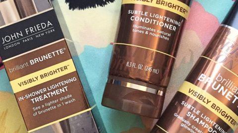 3 Easy Steps To Lighter, Brighter Hair For Summer